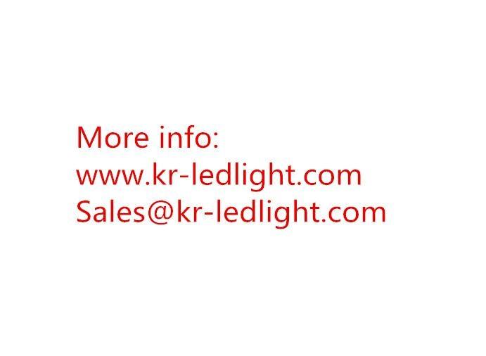 RGB led flood light 10W/20W/30W/50W/70w/100W outdoor lighting waterproof IP65 2