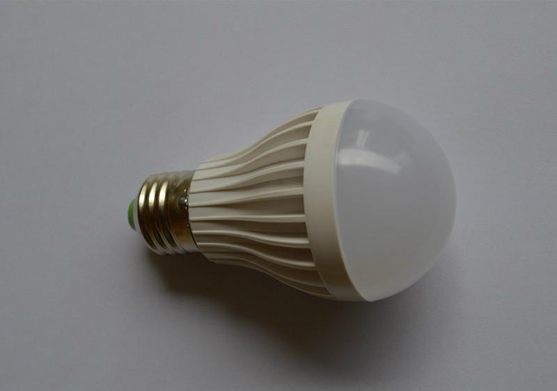 LED light 3w/5w/7w lamp E27 LED plastic bulb 1