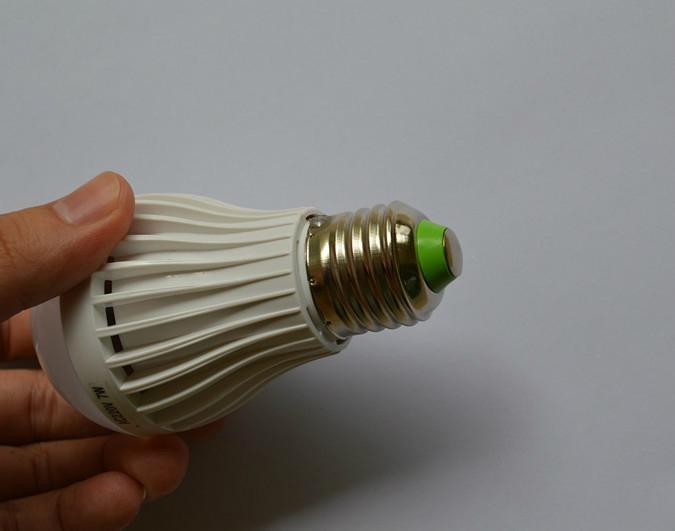 LED light 3w/5w/7w lamp E27 LED plastic bulb 2