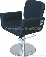 簡潔型美髮椅