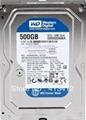 New Western Digital WD5000AAKX 500G SATA 6Gb/s 7200 rpm 16M 3 years warranty 1