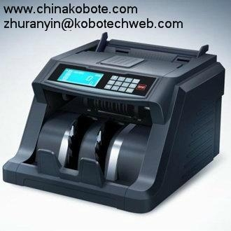 Kobotech KB-2600 Back Feeding Money Counter Series Currency Note Bill Cash 1
