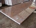 Maple leaf red G562 granite wholesale