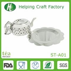 tea kettle tea infuser