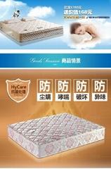 纯天然零甲醛3D椰棕床垫