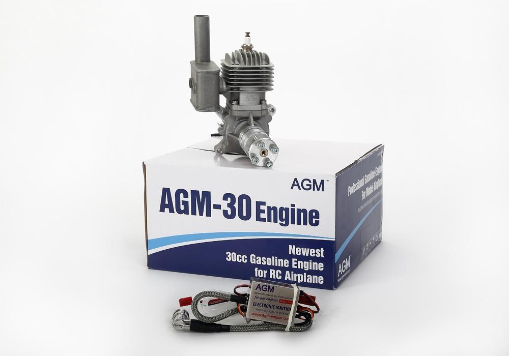 AGM 30cc Airplane Gasoline Engine 1