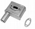 AGM Muffler for 30cc Gasoline Engine