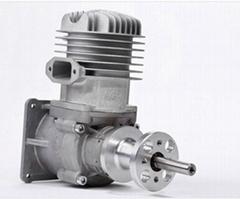 AGM 64cc Two Stroke Rotary Valve Gasoline Aircraft Engine
