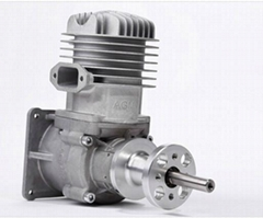 AGM 64cc Two Stroke Rotary Va  e Gasoline Aircraft Engine