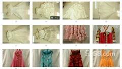 现低价转让婚纱礼服演出服舞台装新娘装