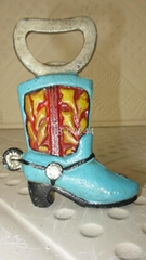Boot  Bottle  Opener