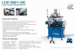 Copy-routing Drilling Machine