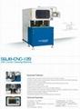 Corner Cleaning CNC Machine