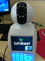 Network Video Phone IP cam