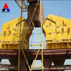 crushing plant shaft impact crusher from Shanghai Dingbo