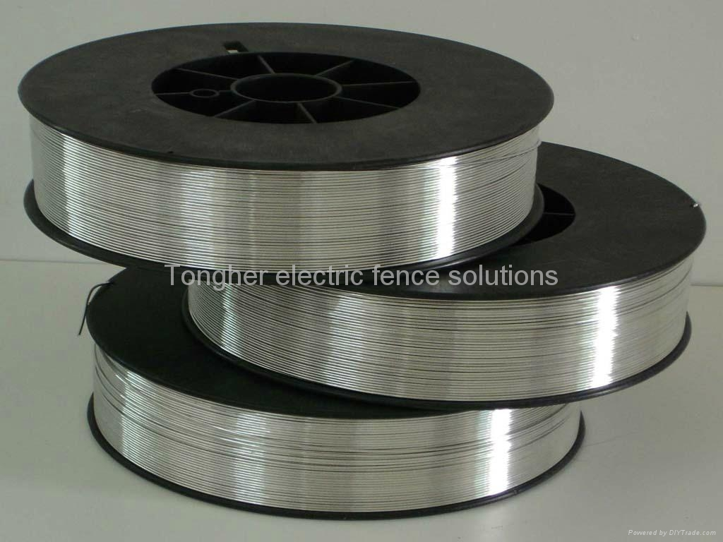 Safety Electric Fence Alloywire Wires For System Tongher 1