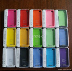 External battery charger for iPhone 4 4S,Backup external battery for cell phone