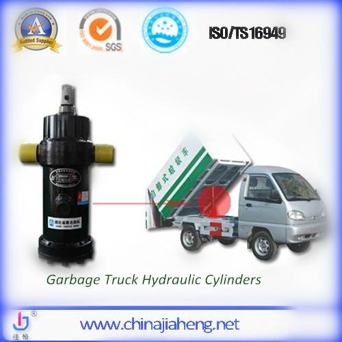 Small Sleeve Telescopic Hydraulic Cylinders for Garbage Truck 1