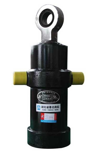 Small Sleeve Telescopic Hydraulic Cylinders for Garbage Truck 3