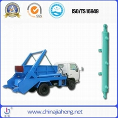 Multistage Double-Acting Garbage Truck Cylinders