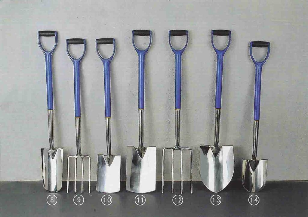 Garden tools stainless spade and fork china manufacturer for Garden tools manufacturers