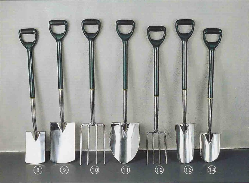 garden tools stainless spade and fork china manufacturer