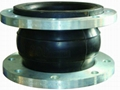 JGD Flexible single sphere rubber joint