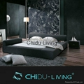 leather bed furniture 3