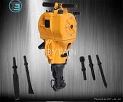 handheld rock drill breaker
