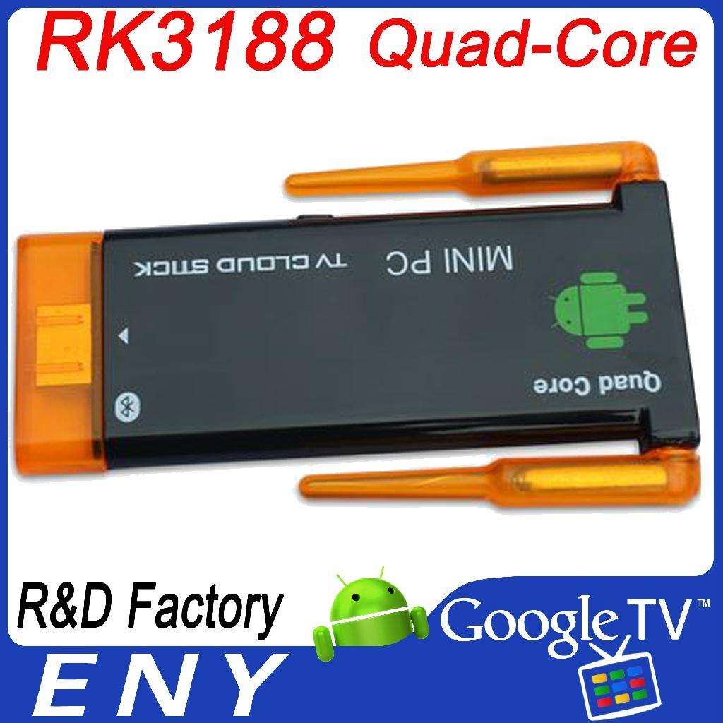 Dual wifi antenna RK3188 Quad core RAM 2GB ROM 8GB Bluetooth