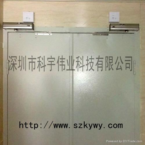 温电双控闭门器 4