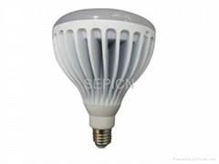 LED 灯泡 BR40 节能灯