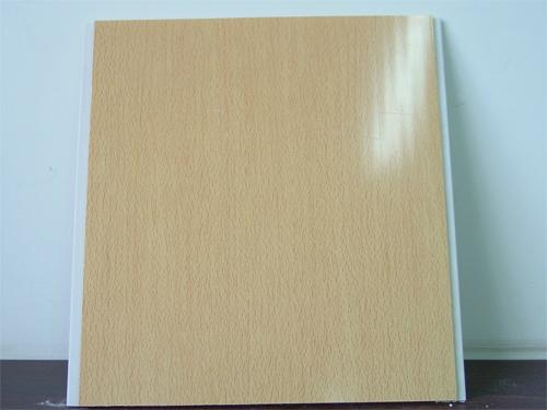 Pvc Bathroom Wall Panels Waterproof Lightweight Wood