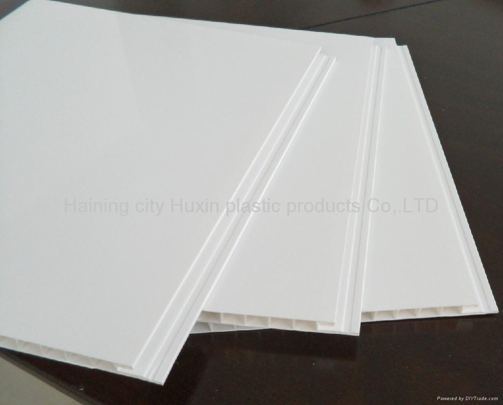 2014 The Latest Design Ceiling Of Pvc Panel Hx Pvc 010