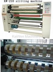 BOPP Tape Masking Tape Slitting Machine
