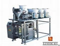 Various vibration disk packaging machine