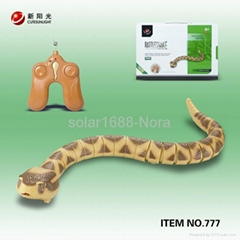 R/C rattlesnake