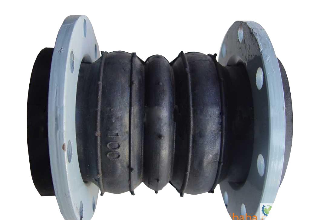 Expansion Joint Hardware : Flexible rubber expansion joint gjq liwei henan