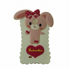 Hot Sell Silicone Mobile Phone Case for Sumsung 9500 (BS-02-02)