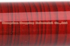 High Gloss Wood Grain PVC Decorative Film