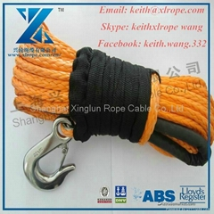 CHNMAX UHMWPE Winch Rope Road