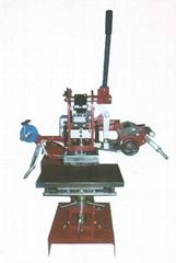 TJ series1EToo much pressure Hot Stamping Machine
