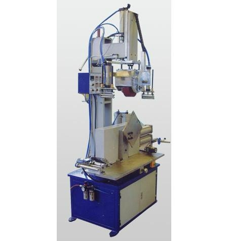 TJ Series-42 Special and Irregular Shape Gilding Press Hot Stamping Machine  1