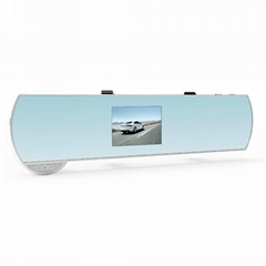 Ultra-thin anti-glare car  rearview mirror camera 1080P