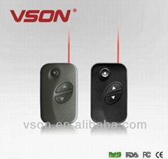 VSON mini integrative presenter and red laser pointer  with keychain