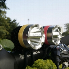 1300lumen high quality cheaper WATERPROOF Cree xml u2/t6 LED BIKE LIGHT