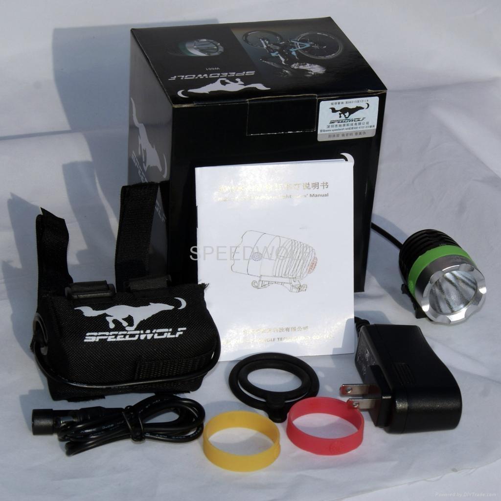 1300lumen high quality cheaper WATERPROOF Cree xml u2/t6 LED BIKE LIGHT 3