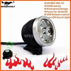 2014 Hot-sale high quality 3XCree LEDs