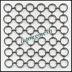 金屬圓環網