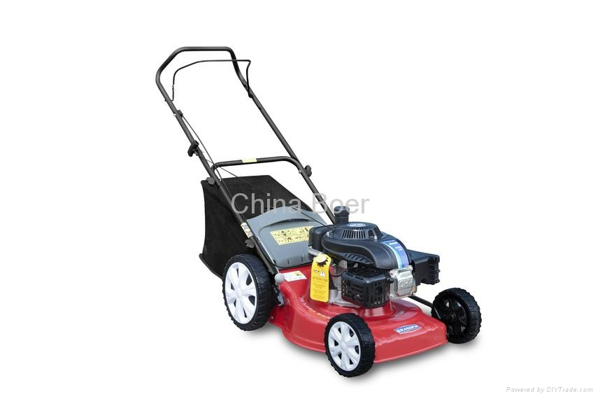 20 Inch Hand Push Grass Cutter 1
